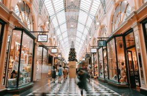 shopping center in Melbourne